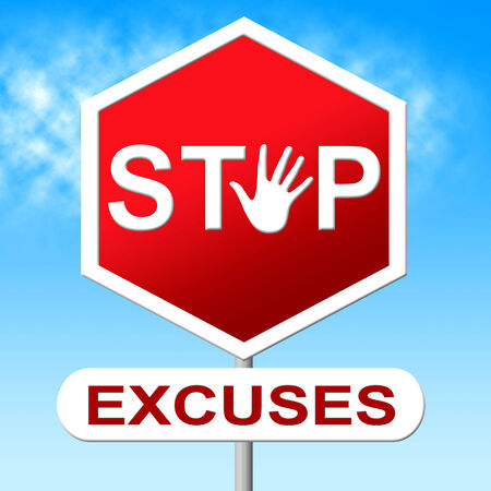 mitigating: Excuses Stop Meaning Mitigating Circumstances And Prohibited