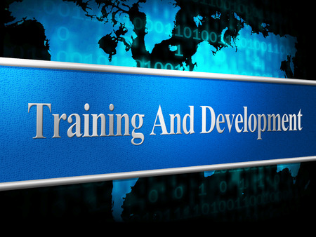 Training And Development Meaning Success Learning And Expansion