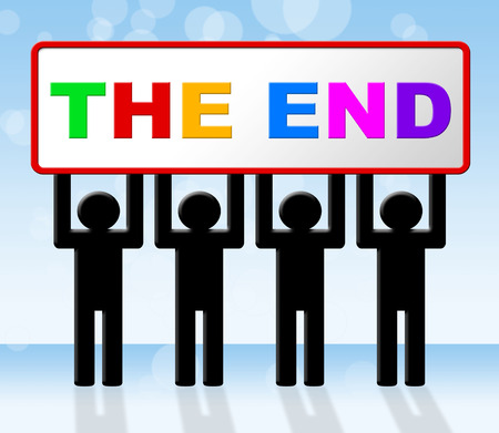 expiration: The End Indicating Expiration Last And Conclusion