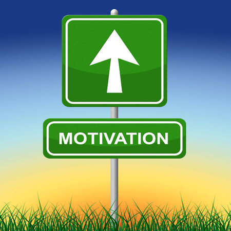 Motivation Sign Meaning Do It Now And Take Action photo