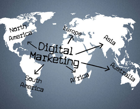 tec: Digital Marketing Meaning High Tec And Computer