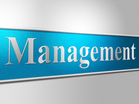 beh�rde: Verwalten Management zeigt Authority Business And Bosses