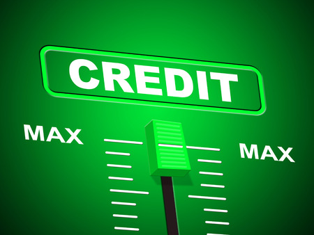 creditcard: Max Credit Indicating Upper Limit And Owed