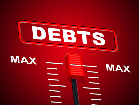 indebt: Max Debts Showing Financial Obligation And Most