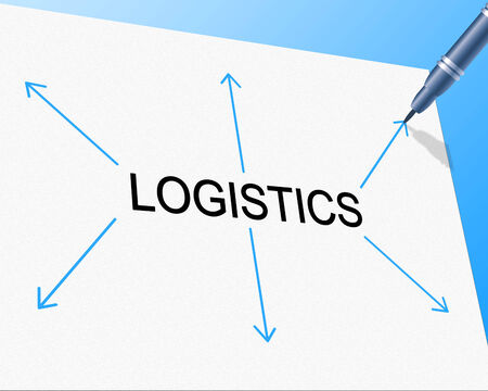 coordinating: Distribution Logistics Representing Supply Chain And Strategies
