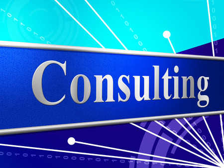 consulted: Consulting Consult Representing Seek Advice And Consulted
