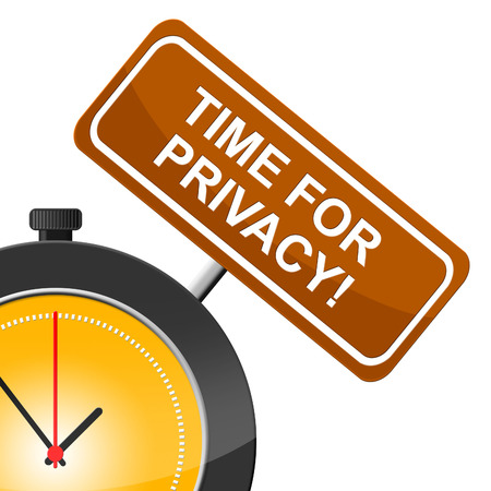 confidentially: Time For Privacy Representing Just Now And Secrecy