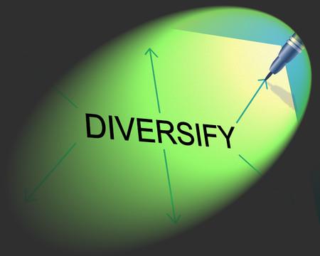 diversify: Diversify Diversity Showing Mixed Bag And Diverse