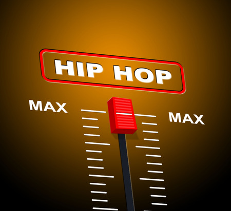 Hip Hop Music Meaning Sound Track And Equalisers photo