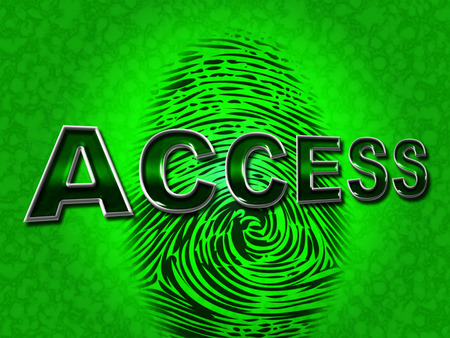 unauthorized: Access Security Showing Encrypt Unauthorized And Secured