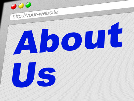 About Us Meaning World Wide Web And Website photo