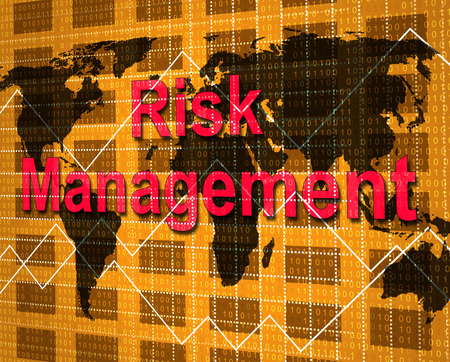 peril: Risk Management Meaning Directorate Peril And Directors Stock Photo