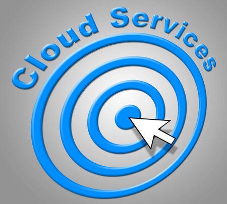 tecnologia informacion: Cloud Services Significado Tecnolog�as de la Informaci�n y el servidor