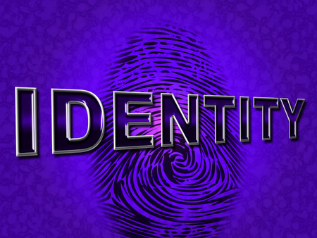 ins: Identity Fingerprint Showing Log Ins And Personality