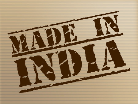 Made In India Meaning Indian Manufactured And Export photo