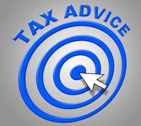 tax tips: Tax Advice Showing Irs Support And Instructions