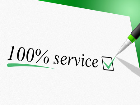 service desk: Hundred Percent Service Meaning Help Desk And Services