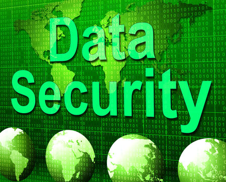 fact: Data Security Representing Fact Encrypt And Unauthorized