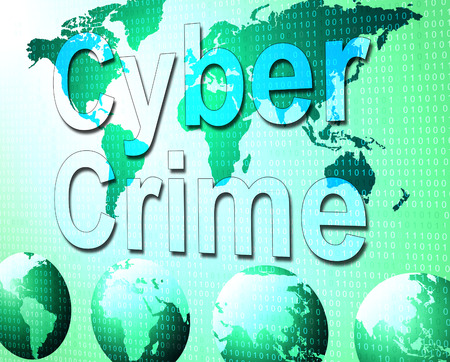 Cyber Crime Representing World Wide Web And Unlawful Act