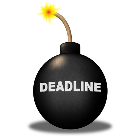 Deadline Limit Meaning Target Date And Explosive