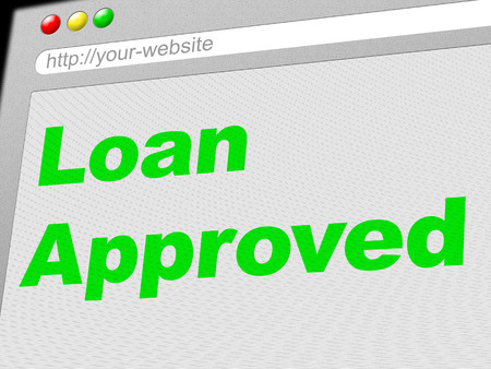 loaning: Loan Approved Meaning Verified Loaning And Borrows