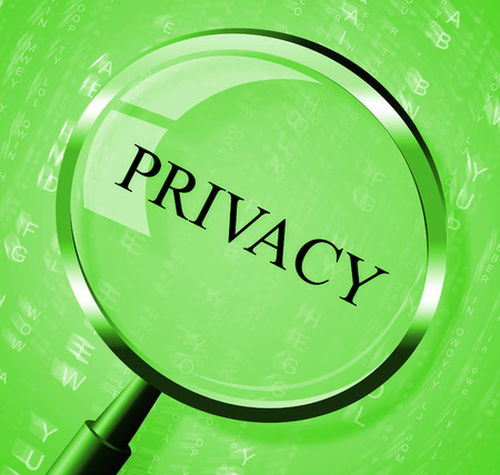 confidentially: Privacy Magnifier Indicating Private Research And Confidential