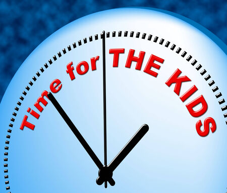 presently: Time For Kids Meaning At The Moment And Now