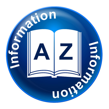 know how: Information Badge Indicating Know How And Expertise