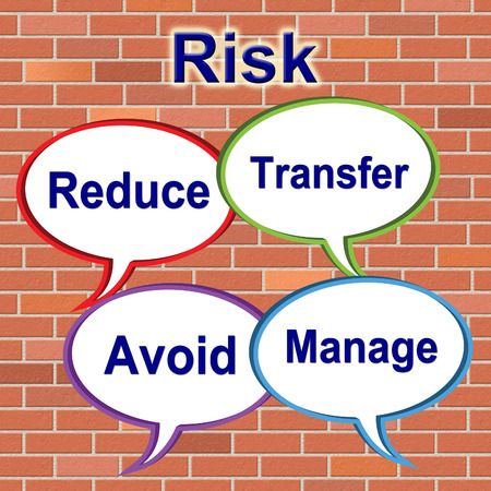 Risk Words Meaning Danger Insecurity And Unsteady