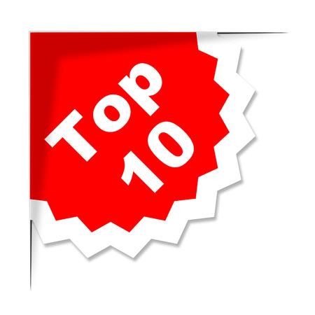 ten best: Top Ten Sticker Showing Best Finest And Rated