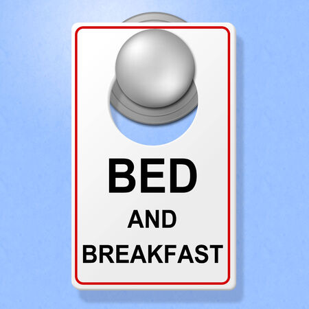 Bed And Breakfast Representing Place To Stay And Single Room photo