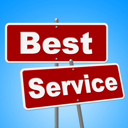 unrivalled: Best Service Signs Indicating Help Desk And Ideal
