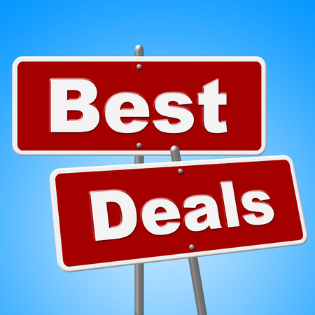 closeout: Best Deals Signs Meaning Reduction Promotional And Closeout