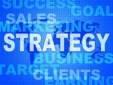 biz: Strategy Words Meaning Commercial Vision And Biz