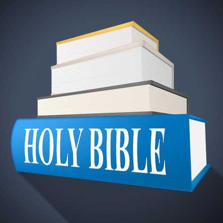 the scriptures: Holy Bible Representing Divine Textbook And Heaven