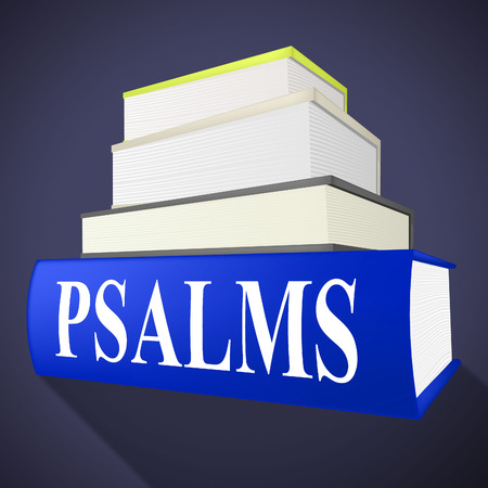 Psalms Books Showing Song Of Praise And Sacred