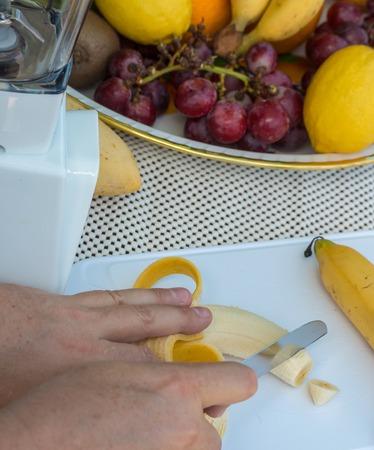 liquidiser: Banana Smoothie Meaning Milk Shake And Beverage