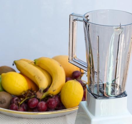 Fruit Smoothie Indicating Liquidiser Shake And Juicy