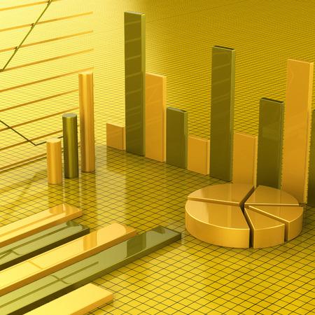 informe comercial: Business Report Significado Tendencia Gr�fico Y Gr�ficos