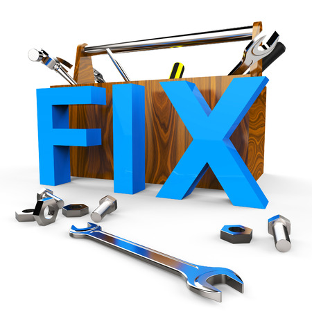 repaired: Fix Word Meaning Maintain Repaired And Mended