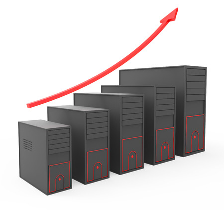 stockpile: Increase Computer Storage Representing Improvement Communication And Storing
