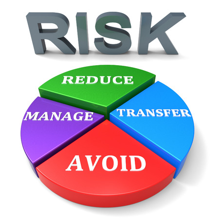 peril: Reducing Risk Representing Hurdle Peril And Failure Stock Photo