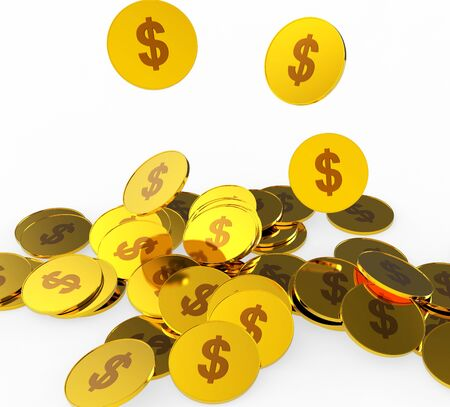 dollar coins: Dollar Coins Meaning American Dollars And Finances