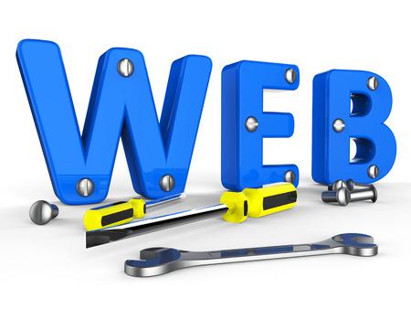 shareware: Web Tools Representing Application Shareware And Network