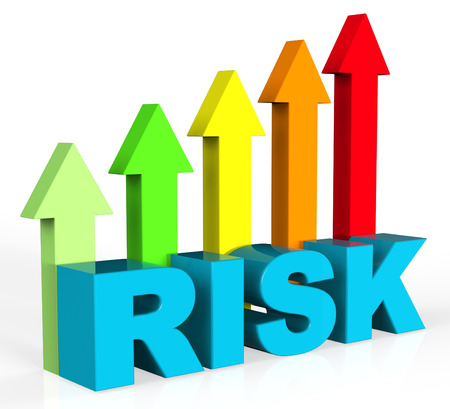 insecurity: Increase Risk Indicating Financial Gain And Progress