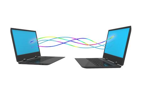 rete di computer: Network Significato Comunicazione globale E Tastiera