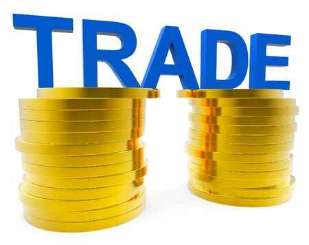 gain: Increase Trade Showing Gain Import And Cost