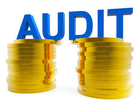 auditoria: Dinero Auditor�a Significado cuadrar las cuentas y pagar impuestos