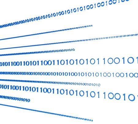 rete di computer: Streaming Digital indicazione rete di computer e elettronica Archivio Fotografico