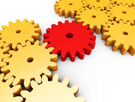 interconnected: Dientes Interconectado Significado trabajar juntos y conexi�n
